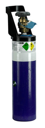 Oxygen (O2) Gas Cylinders, Canisters, Bottles - 2 litre, 10 litre | Welding, Cutting, Thermic Lancing